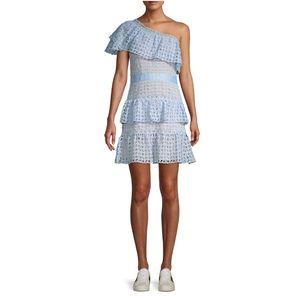 🔥Allison New York One Shoulder Neckline Dress